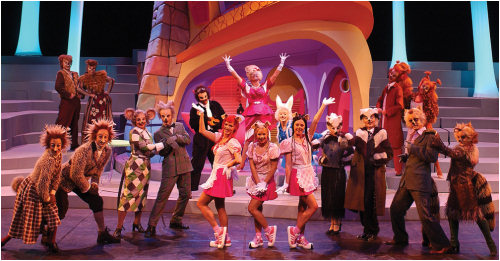 Musical De 3 Biggetjes Vlaanderen 2003 Cast